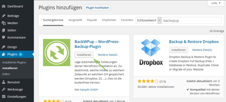 BackWPup Free Download